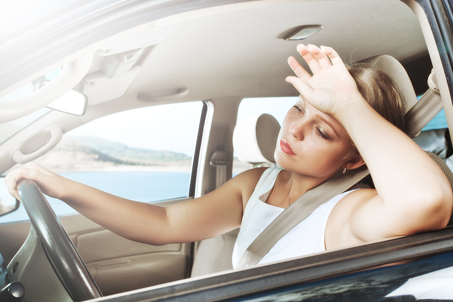 drowsy driving Sleep-deprived driving (commonly known as tired driving, drowsy driving, or fatigued driving) is the operation of a motor vehicle while being cognitively impaired by a lack of sleep.