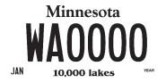 License Plate Impoundment