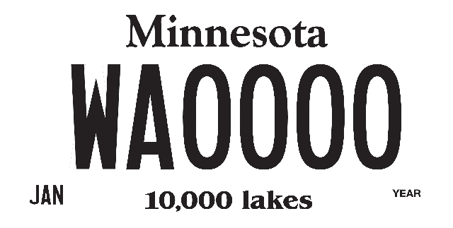 license plate impoundment