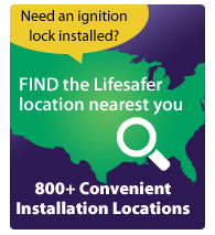 Find your nearest LifeSafer location