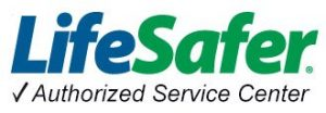 LifeSafer Authorized Service Center logo
