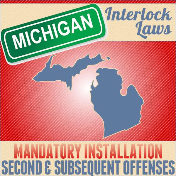 Michigan Ignition Interlock Laws