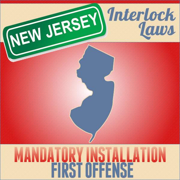 New Jersey Ignition Interlock Laws