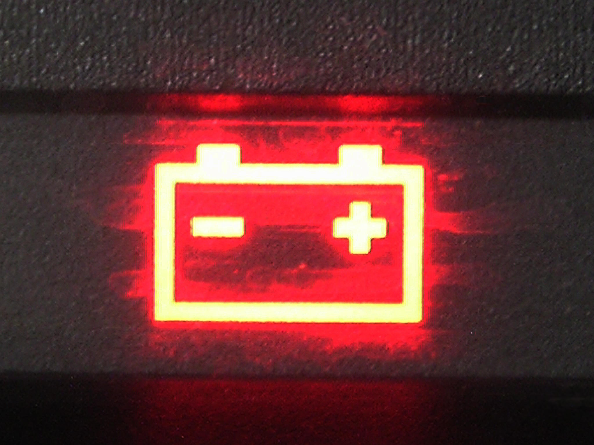Car Battery Life Indicator