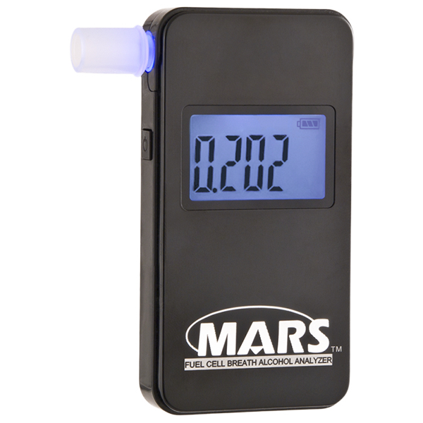 LifeSafer Alcovisor MARS Breathalyzer