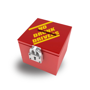 voting box won't allow drunk driving politician
