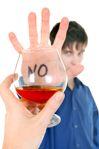 Power of You(th) fights teen drinking