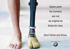 BMW drunk driving psa