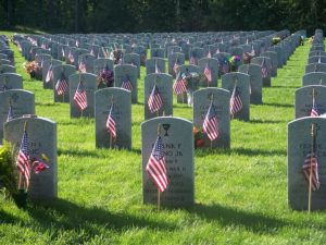 memorial day 2017 cemetery WA