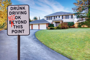 drunk driving not ok beyond this point