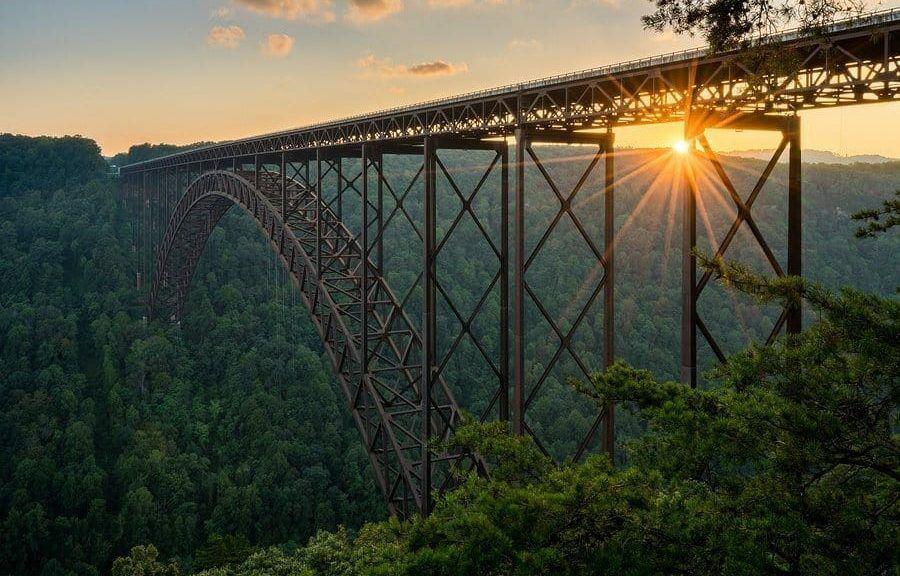 river-gorge-bridge-West-Virginia