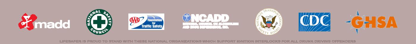 Interlock Supporters Logos