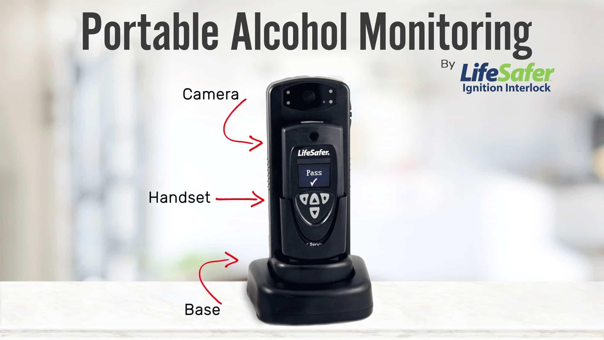 LifeSafer Portable Alcohol Monitoring