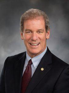 Roger Goodman, sponsor of Washington State ignition interlock law