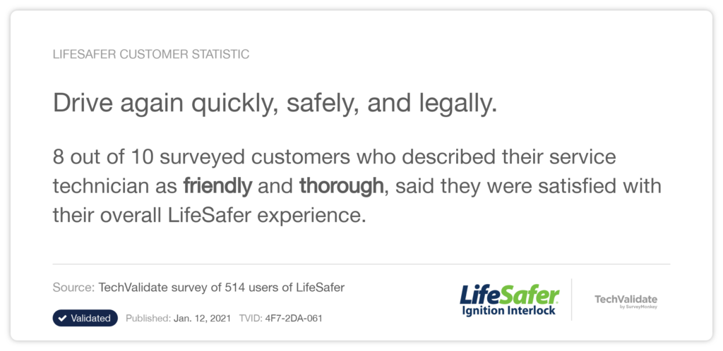 Drive again quickly, safely, and legally.